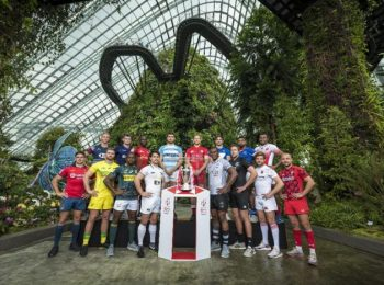 Captains all set for Singapore 7s with Olympic qualification at stake