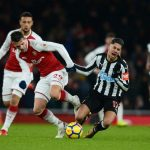 ARSENAL TO BOUNCE TO TOP 3  IF THEY BEAT NEWCASTLE