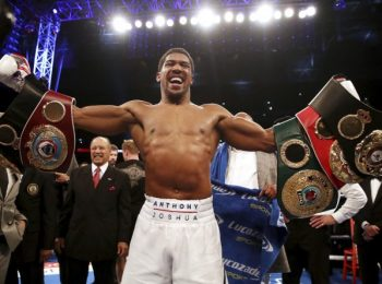 Nigeria: Anthony Joshua – British Boxer