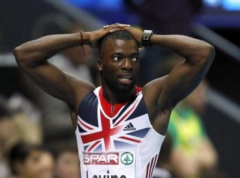 British Sprinter Nigel Levine Handed Four-year Ban for Doping Violation