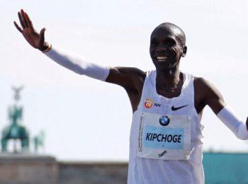 Kenya's Kipchoge Wins Laureus Exceptional Achievement Award