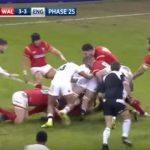 All England Tries in 2017