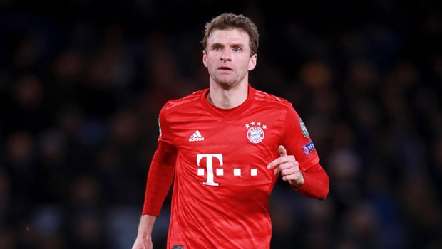 Bayern planning to hand Muller two years contract extension