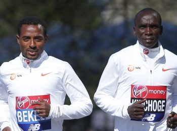 London Marathon: Delayed race could feature elite athletes only