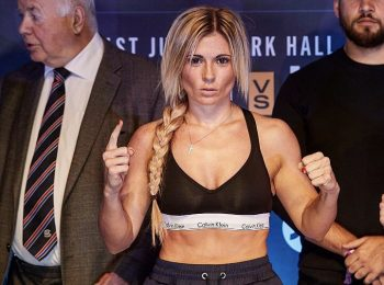 Shannon Courtenay: From smoking, drinking & partying to world-title dreams