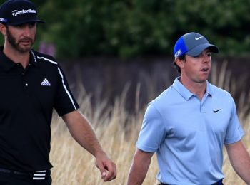 McIlroy And Dustin Win Charity Skins Match
