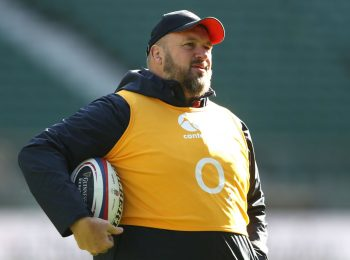 England rugby union assistant coach Matt Proudfoot wants to be part of 'solution'