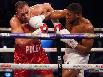 Joshua beats Pulev How it happened