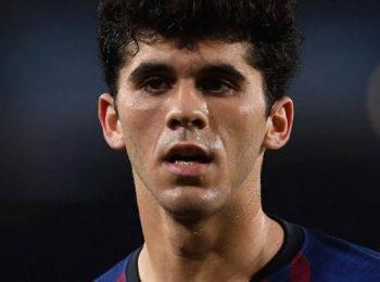 Barcelona midfielder set to leave club on loan