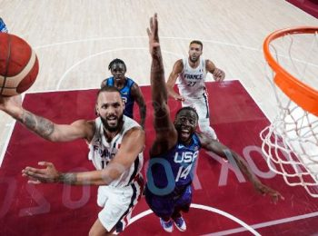 Olympics: France stun reigning champions USA to end 25-game win streak