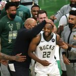 Bucks in late surge as they beat Suns to pull level in NBA finals