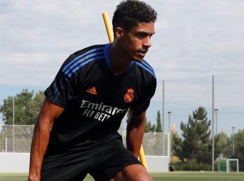 Raphael Varane: Man Utd agree fee for Real Madrid defender