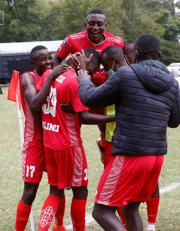 FKF Premier League: Ulinzi edge champions Gor in Nakuru