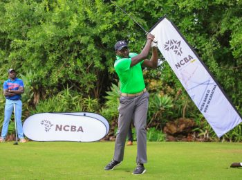 NCBA Golf Series: 100 to play at Diani edition
