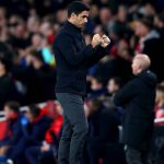Mikel Arteta: Arsenal lacked composure in Palace draw